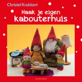 Haak je eigen kabouterhuis - Christel Krukkert