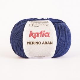 Katia Merino Aran 57 Kobalt Blauw
