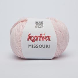 Katia Missouri - 36 Zeer licht bleekrood