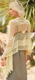 Katia Concept Versailles gehaakte Sjaal Monterey