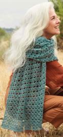 Katia Concept Silky Lace gehaakte Sjaal