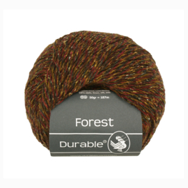 Durable Forest - 4010 Bruin - Rood