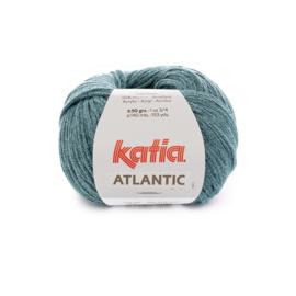 Katia Atlantic - 205 Turquoise - Zwart