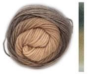 LANG Yarns - Jawoll Twin Socks 0502 Beige - Grijs
