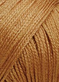 LANG Yarns Norma - 0015 Bruin - Oranje