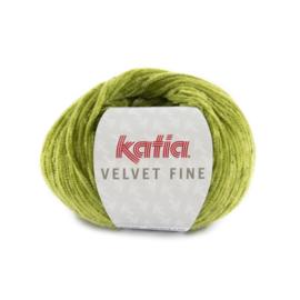Katia Velvet Fine - 220 Mosgroen