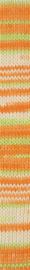 Katia Bora Bora - 107 Geelgroen - Oranje