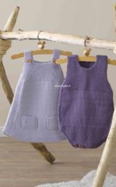 Katia Merino Fine Baby jurkje en Baby rompertje