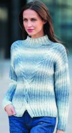 Woensdag 05-12-2018 Katia Concept Cotton Merino Trui