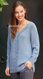 Katia Concept Cosmopolitan Pullover Modoc