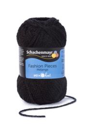 Schachenmayr Fashion Pieces - 00199 Schwarz Melange