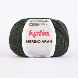 Katia Merino Aran 66 Donkergroen