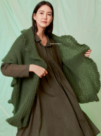 LANG Yarns Mohair Luxe Sjaal