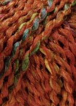 LANG Yarns Finn - 0087 Rood - Oranje