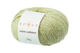 Rowan - Cotton Cashmere 220 Linden Green