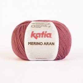 Katia Merino Aran 54 Oud Roze