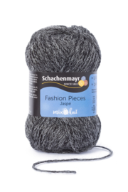 Schachenmayr Fashion Pieces - 00398 Schwarz Jaspe
