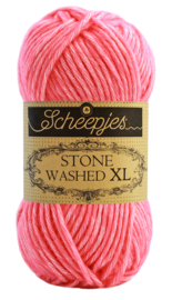 Stone Washed XL - 875 Rhodochrosite