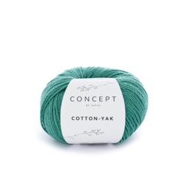 Katia Concept - Cotton-Yak - 122 Groen