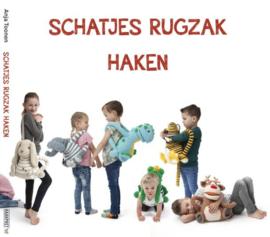 Schatjes Rugzak haken door Anja Toonen