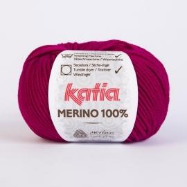 Katia Merino 049 - Donker Fuchsia