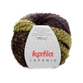Katia Laponia - 207 Oker-Groen-Bruin