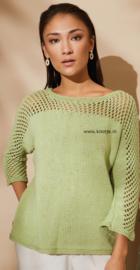 ROWAN Handknit Cotton Trui Pear