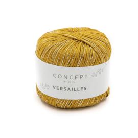 Katia Concept - Versailles 99 Mosterdgeel - Zilver