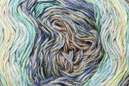 Katia Funny Rainbow - 104 Medium paars-Geel-Mintgroen-Blauw