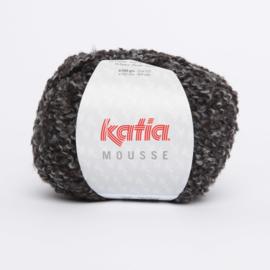 Katia Mousse - 205 Zwart-Reebruin