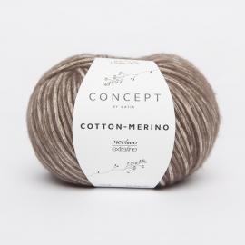 Katia Concept - Cotton-Merino 105 Bruin