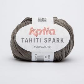 Katia Tahiti Spark - 72 Bleekbruin-Zilver
