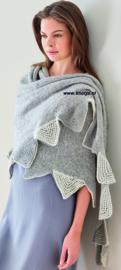 ROWAN Fine Lace Sjaal Yoko