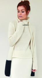 Rowan Alpaca Classic Vest Swipe in tricotsteek