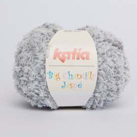 Katia Big Chantilly Jaspe - 256 Wit-Grijs