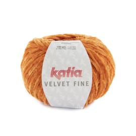 Katia Velvet Fine - 222 Oranje
