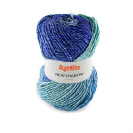 Katia Shadow - 308 Briljantblauw-Groen-Bruin