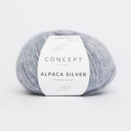 Katia Concept - Alpaca Silver - 253 Pastelblauw-Zilver