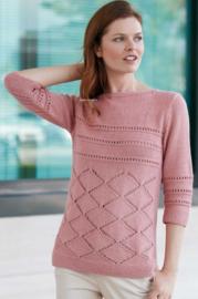 Donderdag 26-07-2018 Katia Concept Cotton-Yak Trui