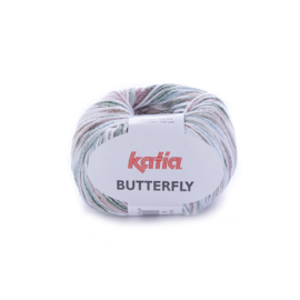 Katia Butterfly - 82 Pastel
