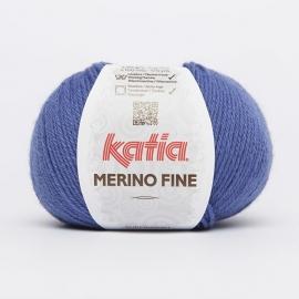 Katia Merino Fine - 35 Blauw
