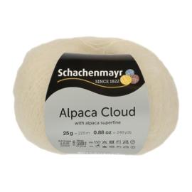Schachenmayr - Alpaca Cloud 00001 Sneeuw Wit
