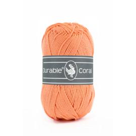 Durable Coral Katoen - 2195 Apricot
