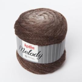 Katia Melody - 200 Ecru-Bruin