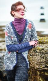 Vrijdag 16-12-2016 ROWAN Felted Tweed vest