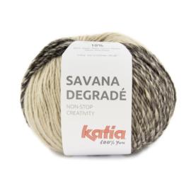 Katia Savana Degrade 101 Bruin - Licht Bruin - Donker Bruin