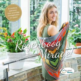 Rellana - Regenboog Mirage Patronenboekje