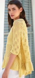 Katia Concept Cotton-Alpaca Top enof Vest