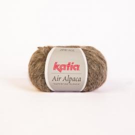Katia - Air Alpaca - 203 Bleekbruin