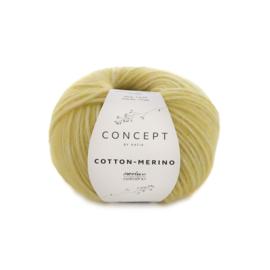 Katia Concept - Cotton-Merino 130 Geel